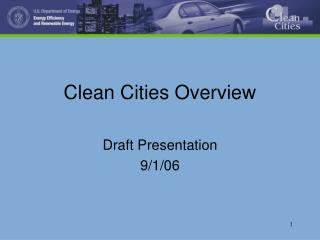 Clean Urban areas Review