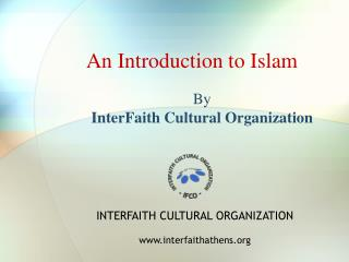 A Prologue to Islam By InterFaith Social Association