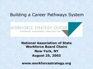 Building a Profession Pathways Framework