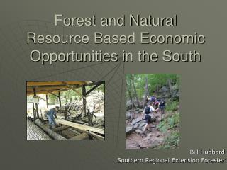 Woodland and Characteristic Asset Based Financial Open doors in the South