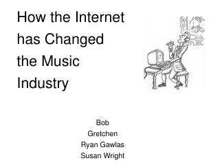 How the Web has Changed the Music Business