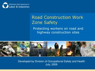 Street Development Work Zone Security