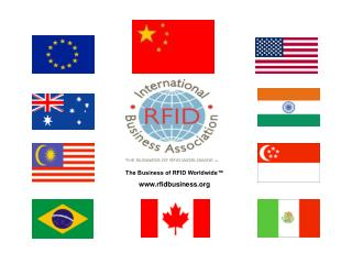 The Matter of RFID Worldwide