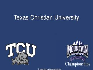 Texas Christian College