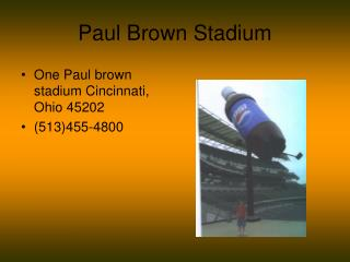Paul Cocoa Stadium