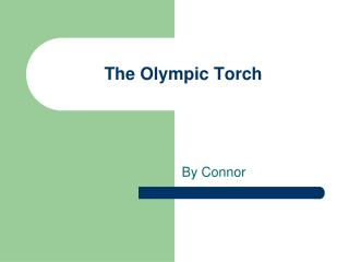 The Olympic Light