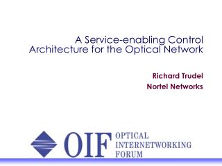 An Administration empowering Control Engineering for the Optical System