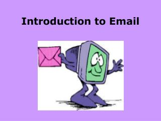 Prologue to Email