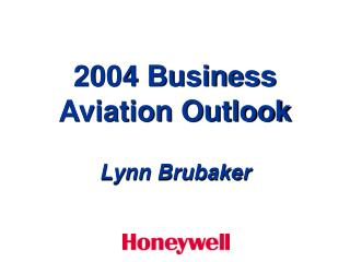 2004 Business Avionics Viewpoint