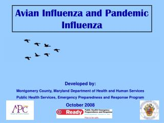 Avian Flu and Pandemic Flu