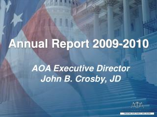 Yearly Report 2009-2010