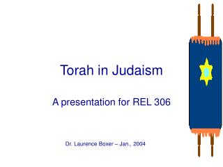 Torah in Judaism