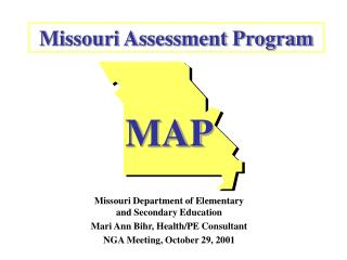 Missouri Evaluation Program