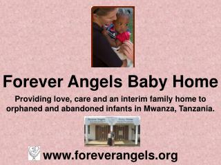 Always Holy messengers Infant Home