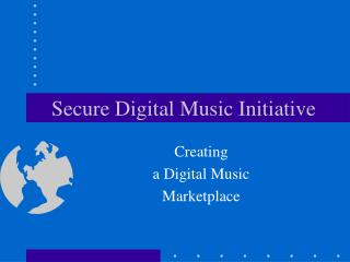 Secure Advanced Music Activity