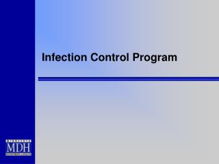 Contamination Control Program