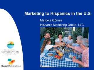 Showcasing to Hispanics in the U.S.