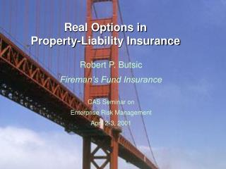 Genuine Alternatives in Property-Obligation Protection