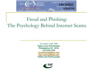 Freud and Phishing: The Brain science Behind Web Tricks