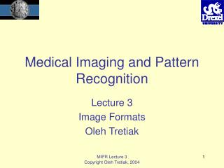 Restorative Imaging and Example Acknowledgment