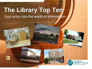 The Library Main Ten