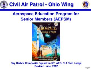 Common Air Watch - Ohio Wing