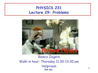 Material science 231 Address 29: Issues