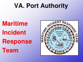 VA. Port Power Oceanic Occurrence Reaction Group