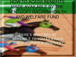 The most effective method to ACESS Advantages MADE Accessible BY THE KENTUCKY Hustling Wellbeing AND WELFARE Store