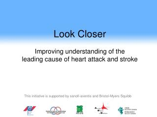 Look Closer Enhancing comprehension of the main source of heart assault and stroke