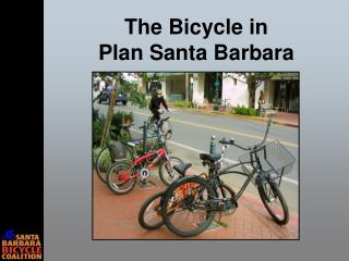 The Bike in Arrangement Santa Clause Barbara