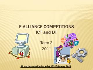E-Collusion Rivalries ICT and DT
