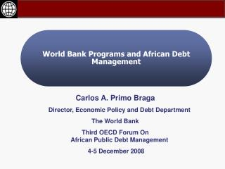 World Bank Projects and African Obligation Administration