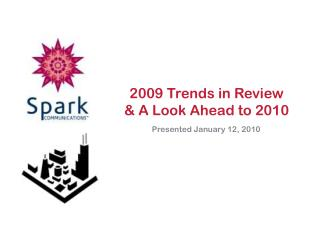 2009 Patterns in Audit and A Look Ahead to 2010