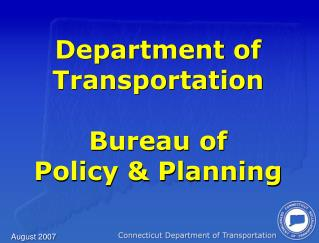 Branch of Transportation Agency of Arrangement and Arranging