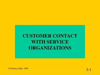 Client CONTACT WITH Administration Associations