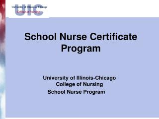 School Medical caretaker Authentication Program
