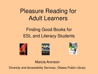 Delight Perusing for Grown-up Learners