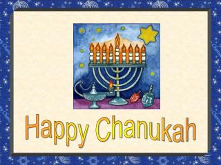 Cheerful Chanukah