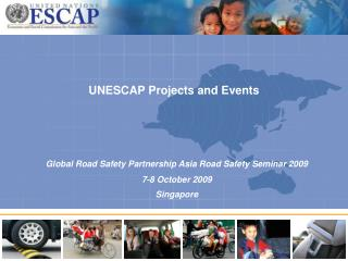 UNESCAP Tasks and Occasions