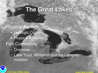 The Incomparable Lakes
