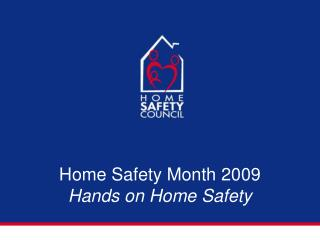 Home Wellbeing Month 2009 Hands on Home Security