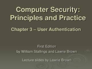 PC Security: Standards and Practice