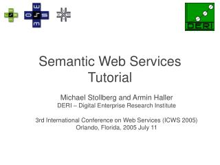 Semantic Web Administrations Instructional exercise