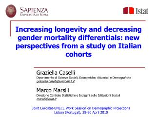 Expanding life span and diminishing sexual orientation mortality differentials: new viewpoints from a study on Italian a