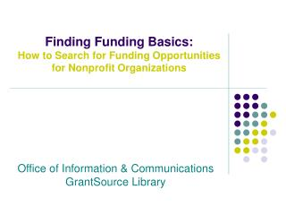 Discovering Subsidizing Nuts and bolts: How to Scan for Financing Open doors for Philanthropic Associations