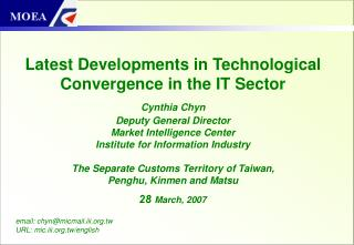 Most recent Advancements in Innovative Joining in the IT Part