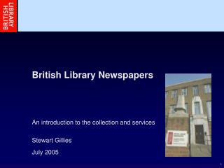 English Library Daily papers