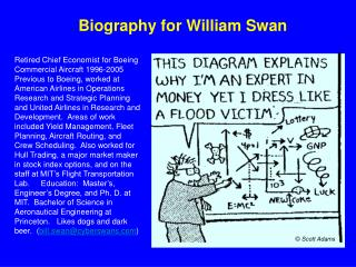 History for William Swan