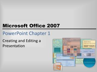 PowerPoint Section 1